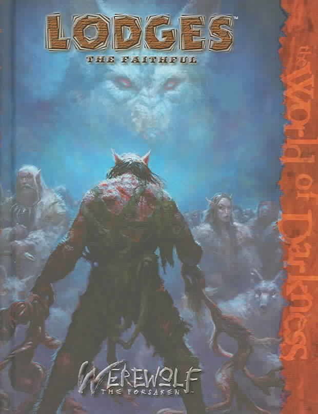 Werewolf: The Forsaken - Lodges: The Faithful - comprar online