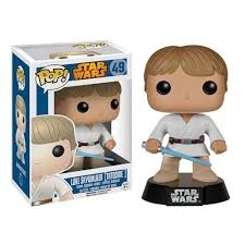Luke Skywalker Tattoine - Funko Pop! - Star Wars