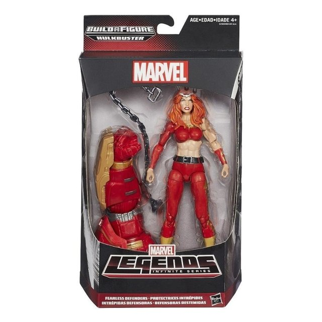 Marvel Legends Infinity - Thundra