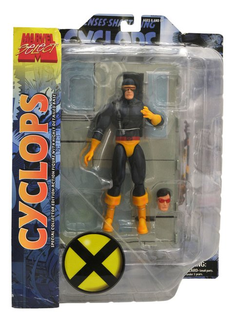 Marvel Select Cyclops