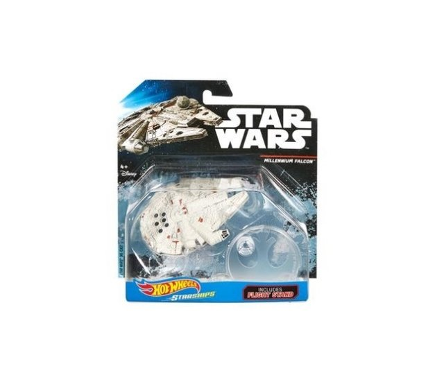 Hot Wheels Mattel Starships - Millennium Falcon - comprar online