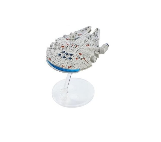Hot Wheels Mattel Starships - Millennium Falcon na internet