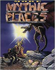 Ars Magica - More Mythic Places - Supplement