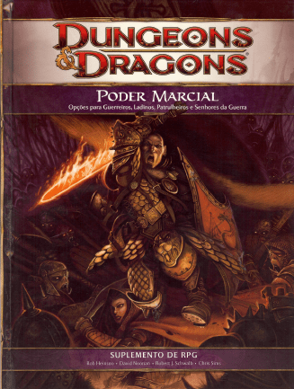 Dungeons & Dragons - Poder Marcial