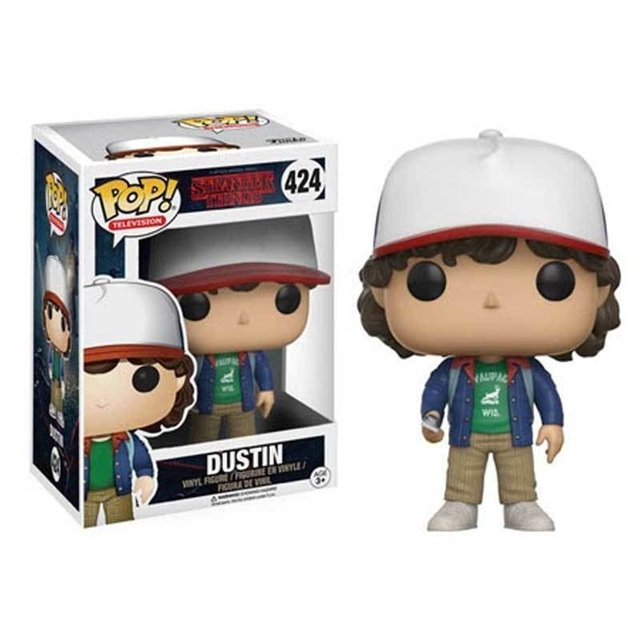 Dustin  - Stranger Things -  Funko Pop!