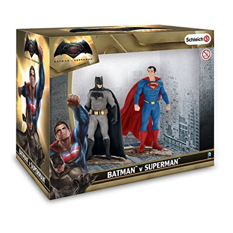 Batman VS Superman (Schleich)