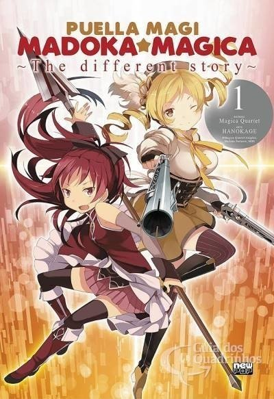 Puella Magi Madoka Magica: The Different Story - Número 1 - New Pop
