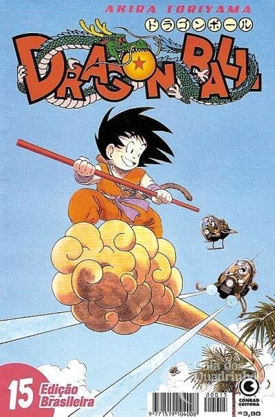 Conrad - Dragon Ball: As Esferas do DragÆo 15