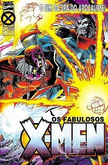 Abril - Os Fabulosos X-Men 22 - O Fim da Era do Apocalipse