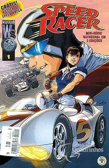 Abril - Wildstorm - Speed Racer 2