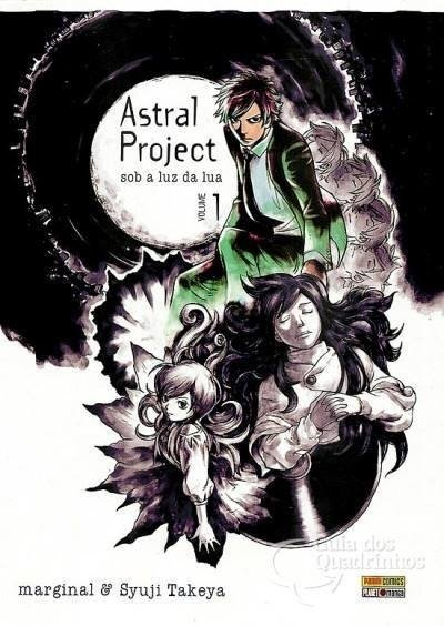 Panini - Astral Project - Números 1 e 2