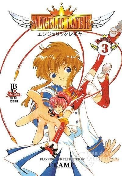 JBC - Angelic Layer - 3