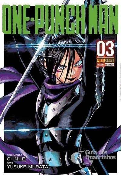 Panini - One-Punch Man 3