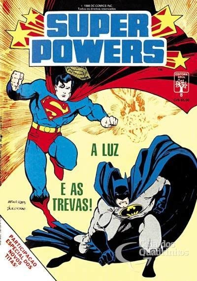 Abril- DC - Super Powers - 8