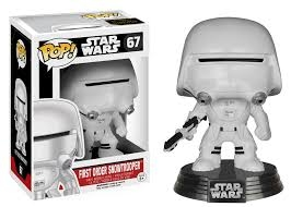 First Order Snowtrooper  - Funko Pop! - Star Wars