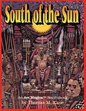 Ars Magica - South Of The Sun - Sourcebook for Mythic Africa