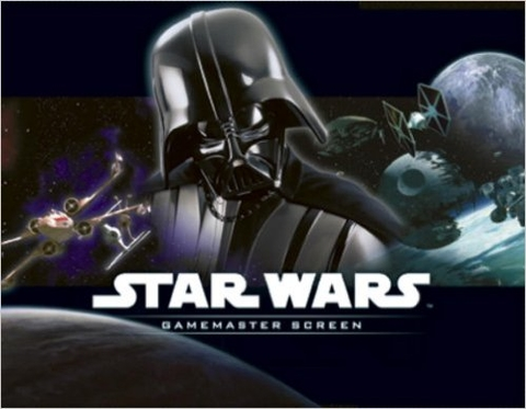 Star Wars Gamemaster Screen (Star Wars Accessory)