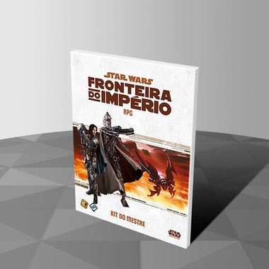 Star Wars RPG Fronteira do Império: Kit do Mestre
