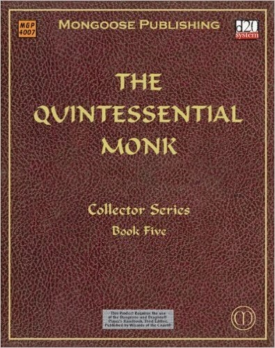 The Quintessential Monk