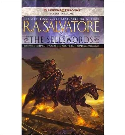 Dungeon & Dragons The Sellswords by Salvatore, R. A. (Complete)