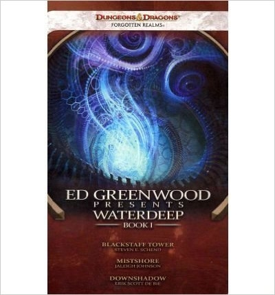 Dungeon & Dragons - Waterdeep Book 1