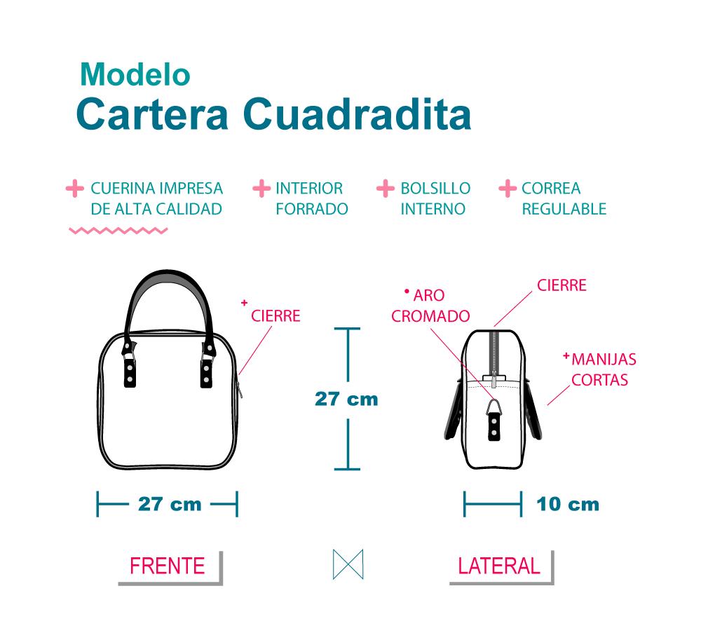 3ef805897 Cartera cuadradita B.Fett - Comprar en Dirasevas!