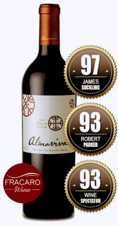 Vinho Chileno Alma Viva 750ML