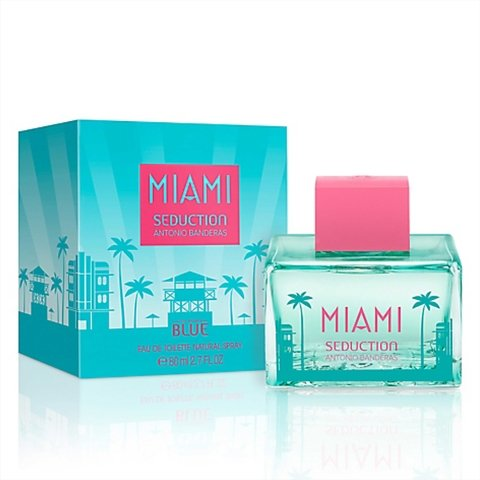 MIAMI BLUE SEDUCTION