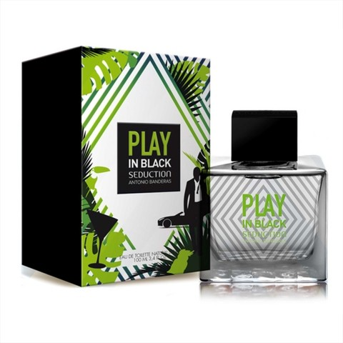 PLAY IN BLACK SEDUCTION