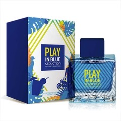 PLAY IN BLUE SEDUCTION MEN - comprar online