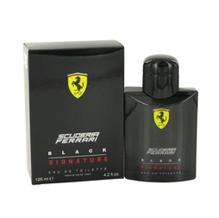 FERRARI SIGNATURE BLACK