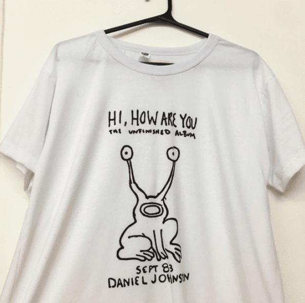 REMERA Hi, how are you? (Daniel Johnston)