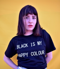 Estampa Black is my happy colour