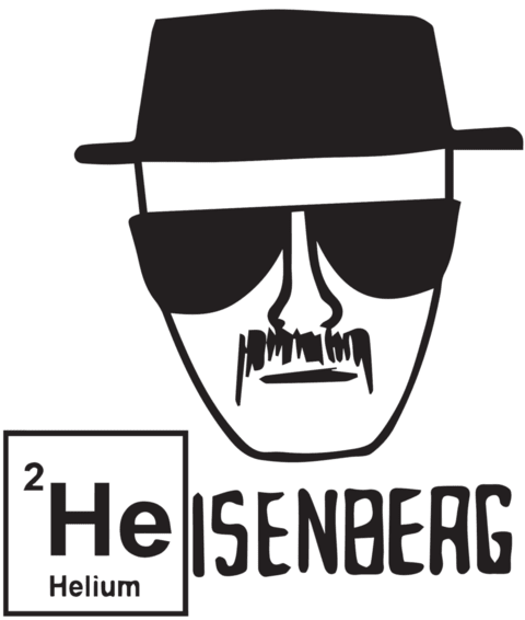REMERA Heisenberg Breaking Bad