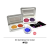 Kit sombras full color # 122