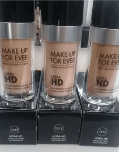 Make Up For Ever-base Ultra Hd