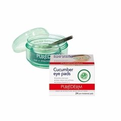 Cucumber Eye Pads (Jar)