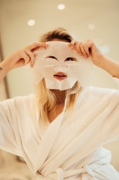 Chamomile Collagen Mask - comprar online