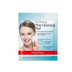 Exfoliating Pore Cleansing Pads