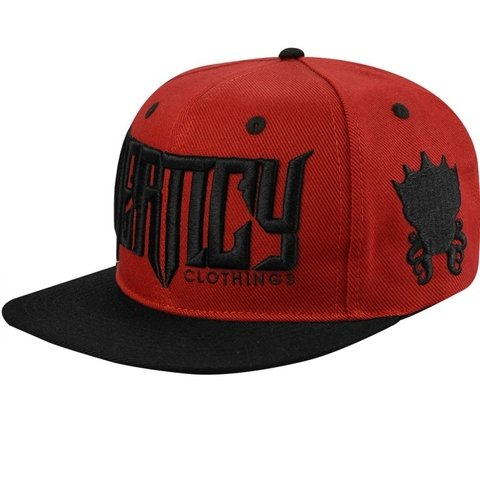 Snapback - Verticy Red