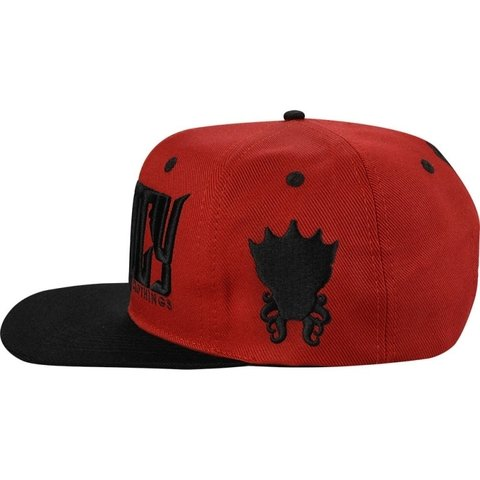 Snapback - Verticy Red na internet