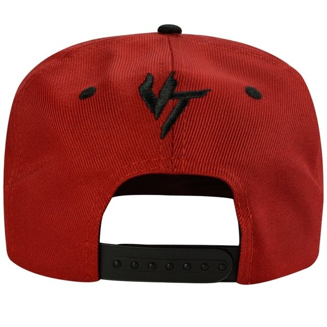 Snapback - Verticy Red - Verticy Clothing