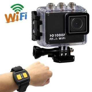 Action Cam AT200 Wifi, Controle Remoto....