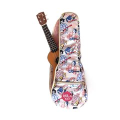 Funda de Ukelele Uke People Rosa en internet