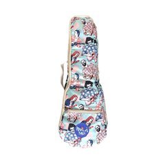 Funda de Ukelele Uke People Acqua