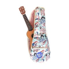 Funda de Ukelele Uke People Acqua en internet