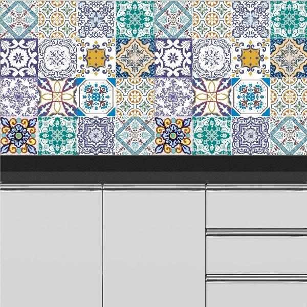 Adesivo azulejos portugueses 17 - Azulejos portugueses comprar ...