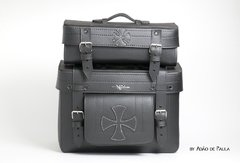 SISSY BAG GRANDE CRUZ DE MALTA V2 CUSTOM - AUTOMOTOS