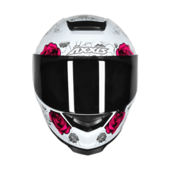 Imagem do CAPACETE AXXIS EAGLE FLOWERS BR/RS