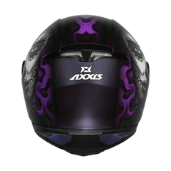 CAPACETE AXXIS EAGLE LADY CATRINA na internet
